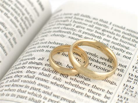 Wedding Rings On Bible by It S Time To Celebrate Marriage Advocates For Faith