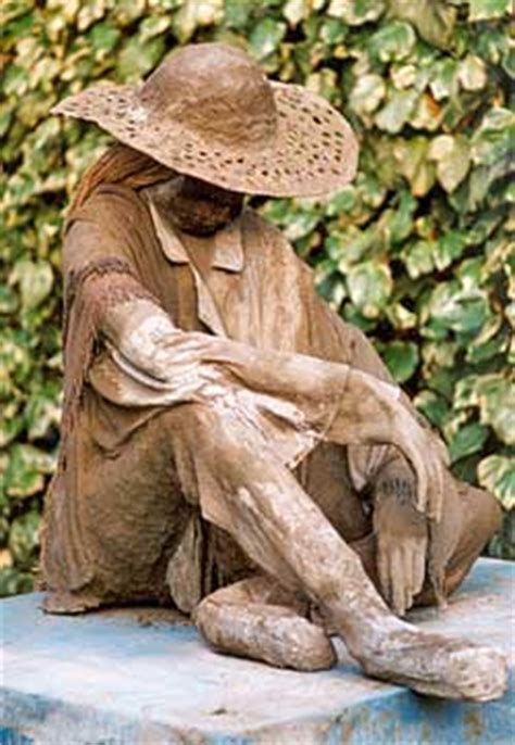 The Tradesmen Gardener best 28 outdoor figures how to stain concrete statues