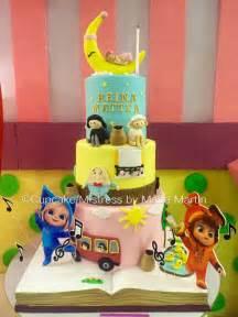 Nursery Rhymes Decorations Dave And Nursery Rhymes Cake Cupcake Ph Cake Birthdays And
