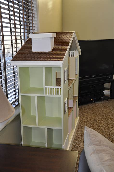 how to make a dollhouse out of a bookcase plans free