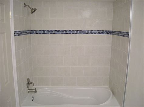 ceramic tile bathtub surround ceramic tile shower and bathtub surround with glass border