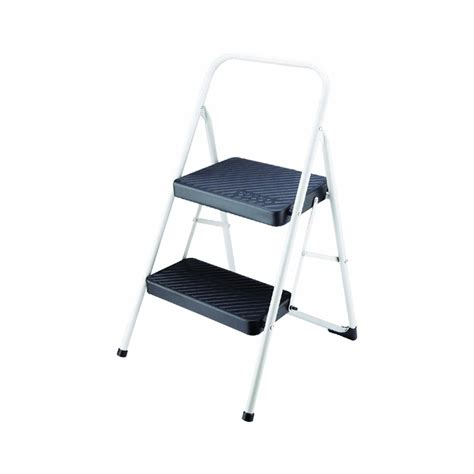 Cosco Two Step Folding Stool by Cosco 11 135clgg1 Folding Step Stool 2 Step Cool Gray