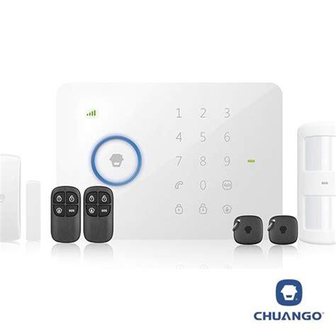 Alarm Chuango chuango g5w wireless alarm kit photo home safety store