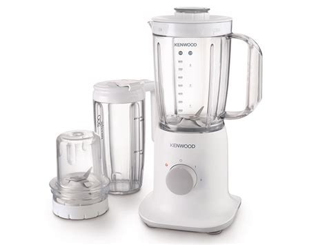 Blender Kenwood Bl237 kenwood bl237 compact blender with spice grinder 350w 1 litre white