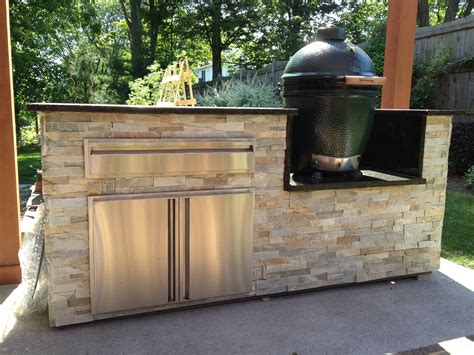 bbq kitchen ideas kamado kaddy kradles united states ibd outdoor rooms