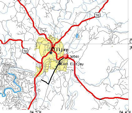 where is ellijay on the map 30540 zip code ellijay profile homes