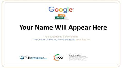 Digital Marketing Certificate Programs 2 by Free Certification Digital Marketing