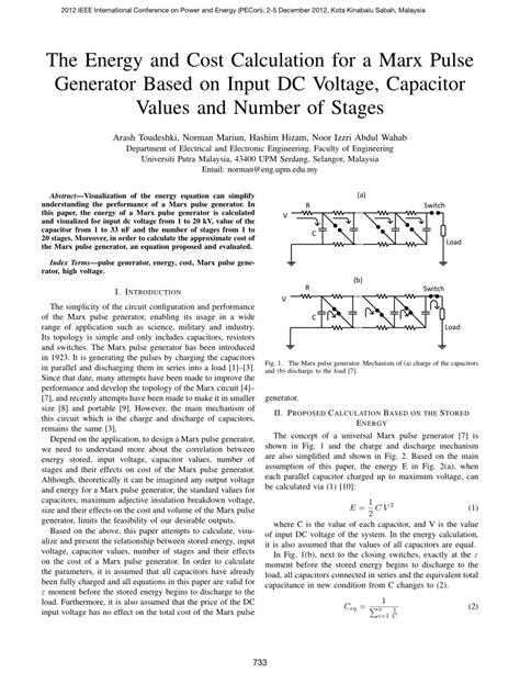 generator capacitor calculation capacitor energy equation nolitamorgan