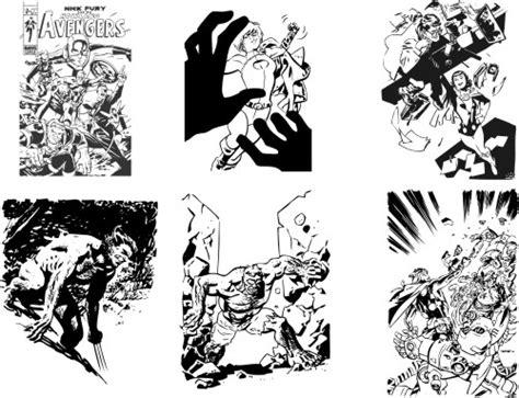 Kaos Distro Hitam Fox tshirt design comic vector corel draw tutorial and free