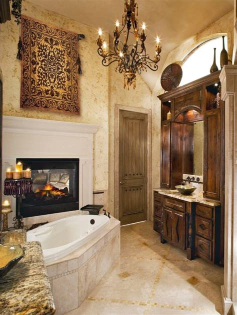 Tuscan Bathroom Ideas by Tuscan Bathroom Home Design Ideas Pictures Remodel And Decor