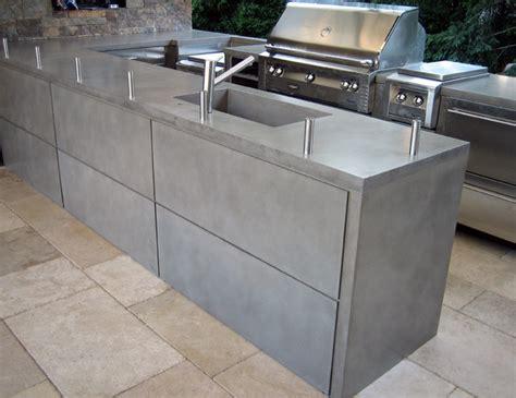 decorative concrete training uk outdoor light gray wrap concrete kitchen countertops