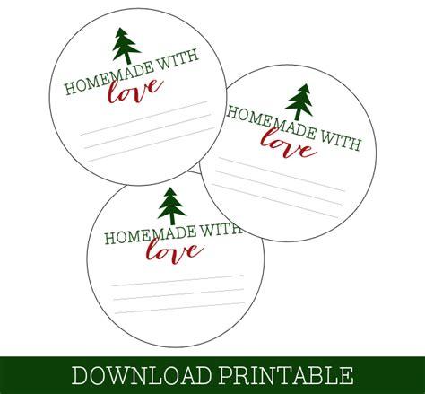 free printable gift jar labels 8 best images of mason jar christmas labels printable