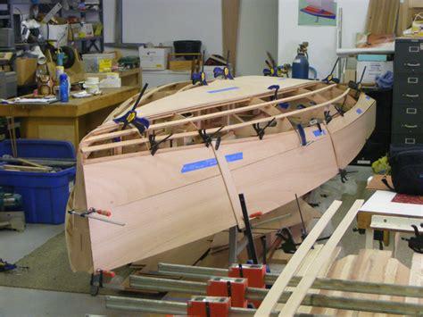 german catamaran builders ds15 radius chine plywood sailboat build photo boats