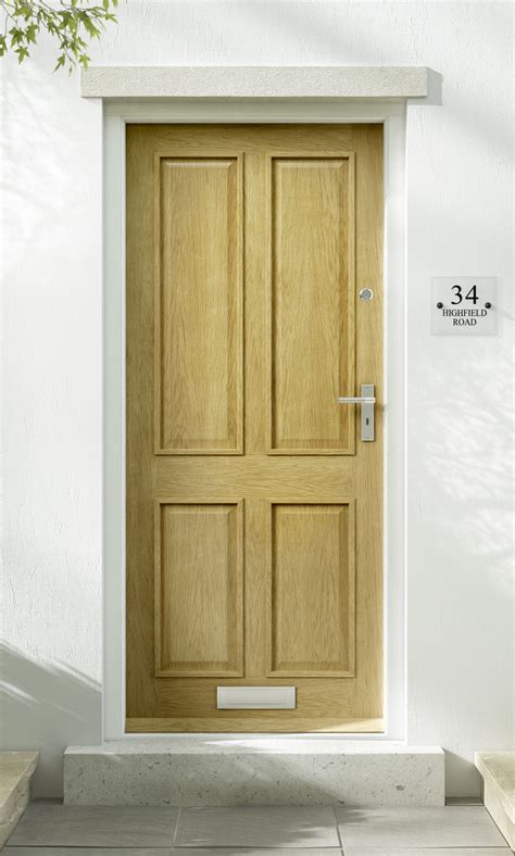 Thermal Front Doors Thermal Front Doors Alsace Glazed Thermal External Oak Door Chancery Mosel Glazed Thermal