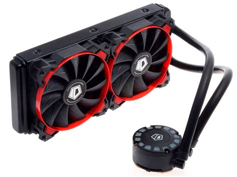 Id Cooling Frostflow 240l id cooling intros frostflow 240l aio cpu cooler