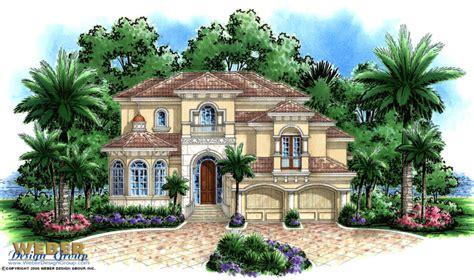 Weber Design Home Plans by Runaway Bay House Plan Weber Design Naples Fl
