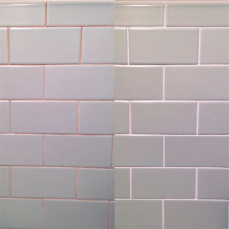 subway tile colors subway tile grout sealing northwest grout works
