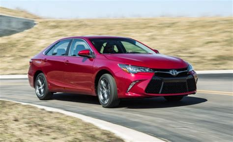 Toyota Camry Xse 2015 2015 Toyota Camry Camry Hybrid Sedan Pricing Released