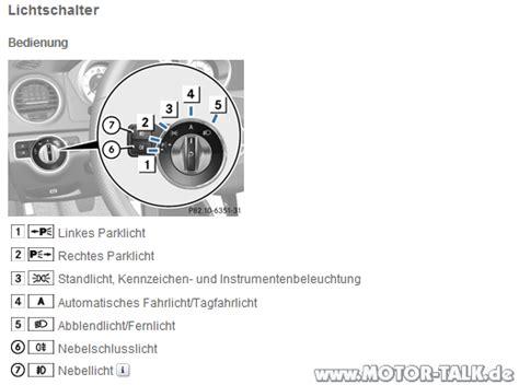Lichter Am Auto by Intelligent Light System Nebelscheinwerfer Und