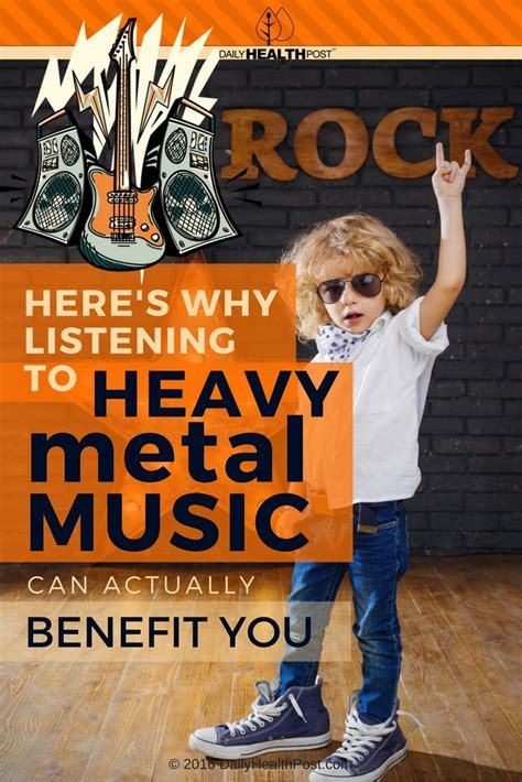this is why metal is why listening to heavy metal is for you