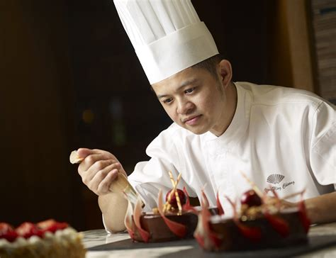 Dessert Chef Description by Chef Yong Ming Choong Singapore S Pastry Chef