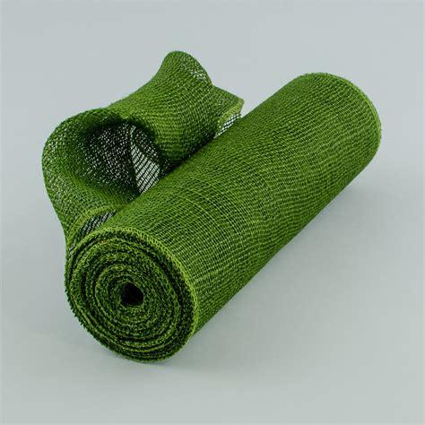 10 yards burlap roll 14 quot burlap fabric roll olive green 10 yards jrh14 09