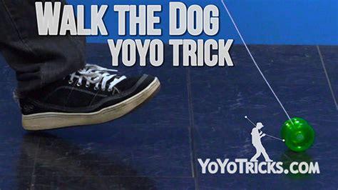 walk the yoyo walk the yoyo trick variations learn how yoyotricks