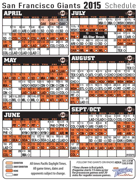 printable schedule for sf giants texans 2015 schedule wallpaper wallpapersafari