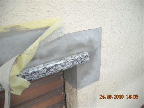 davanzali in cemento ripristino di davanzali di facciata