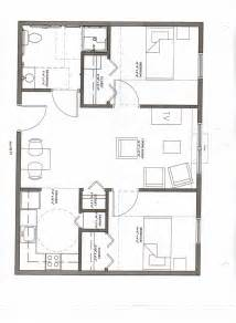 floor plans for 2 bedroom apartments 2 bedroom apartment the gardens assisted living at jefferson