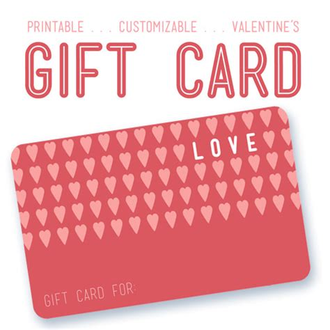 Valentine Gift Card Templates - 35 printable valentines day cards and activities free tip junkie