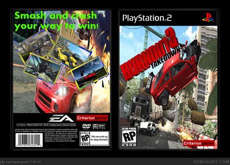 emuparadise nintendo takedown image gallery burnout 3 gamecube