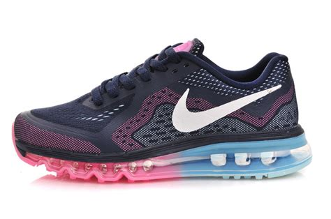Light Pink Air Max by Unique Nike Air Max Black Pink Light Blue Running Shoes