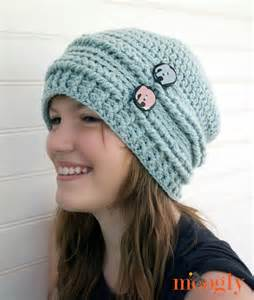 where to find a slouchy beanie crochet pattern crochet