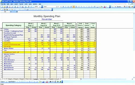 7 creating excel spreadsheet templates eoyyi templatesz234