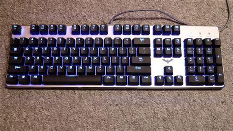 Havit Gaming Keyboard Hv Kb327 havit magic eagle gaming keyboard hv kb376l review
