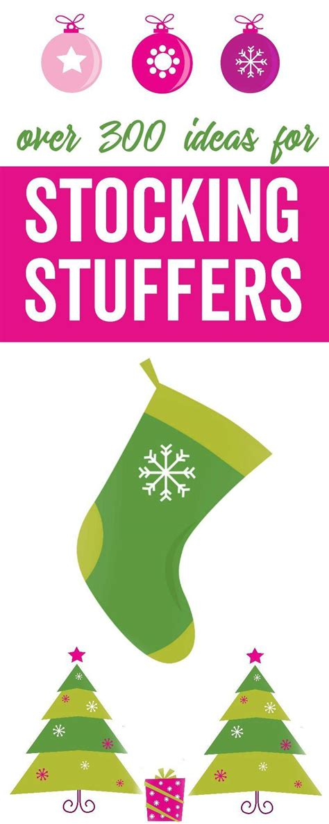 stocking stuffers 300 stocking stuffer ideas under 5 for men women kids