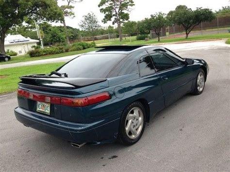 1991 subaru svx purchase used 1991 subaru svx awd low clean