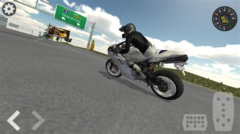 Motorrad Fahren Physik by Extreme Motorrad Racer 3d Android Spiele Download