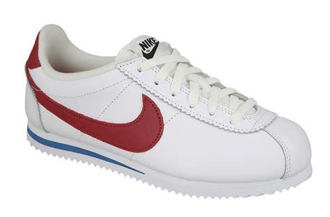 Nike Classic Cortez Forrest Gump s shoes sneakers nike classic cortez leather se quot forrest gump quot 921777 100 best shoes