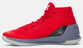 Under armour curry 3 red steel msv 1269279 600 sole collector