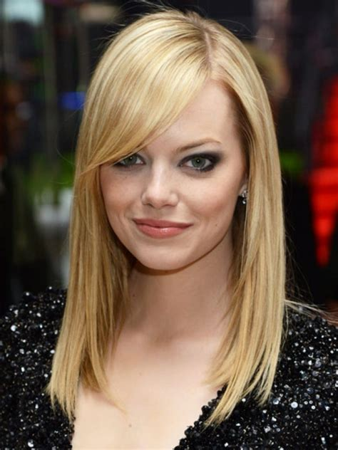 layered hairstyles with bangs straight hair short 20 popular medium length hairstyles with bangs magment
