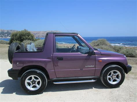 Suzuki Vitara Soft Top For Sale Suzuki Vitara 1 6 Jx Soft Top For Sale In Javea On The