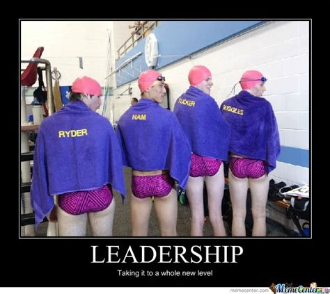 leadership by helmet0204 meme center
