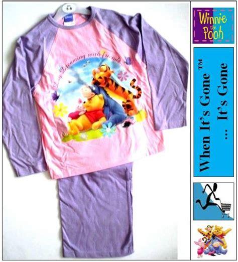 Piyama Winnie The Pooh Friends boys winnie the pooh briefs knickers pyjamas pjs hat