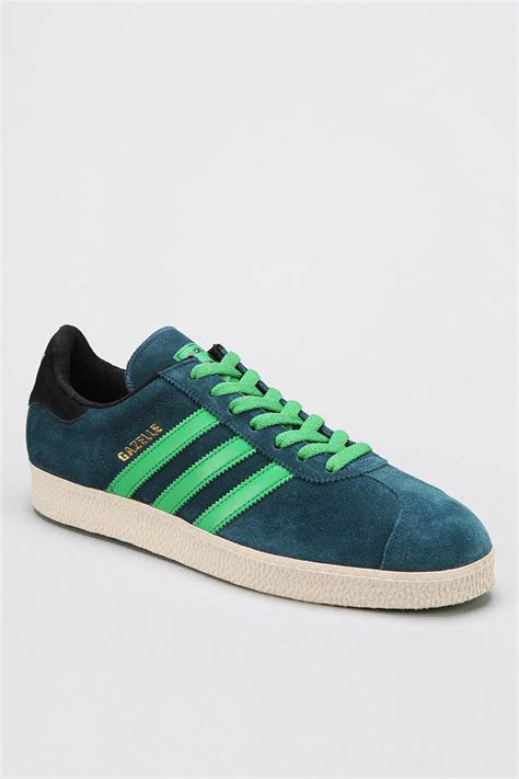 outfitters adidas gazelle 2 outdoor sneaker in green for lyst