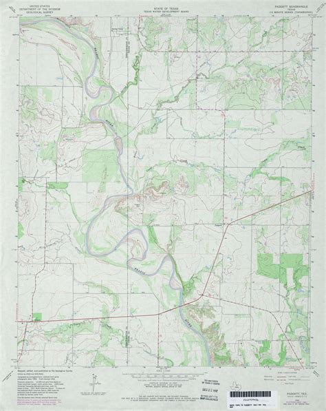 texas topographic map texas topographic maps perry casta 241 eda map collection ut library