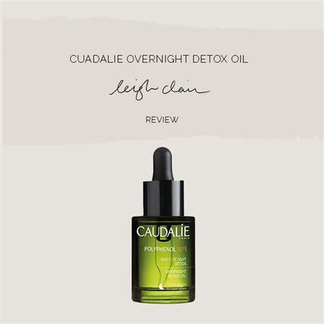 Caudalie Overnight Detox Review by Caudalie Overnight Detox Review