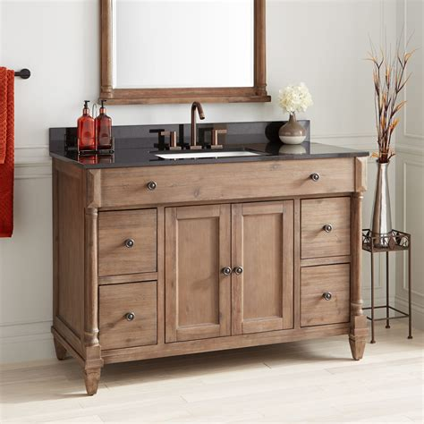 narrow bathroom sinks and vanities bathroom adds a luxurious feeling to your