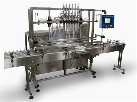 a machine servo filling machine servo fillers
